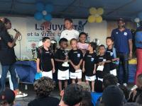 Deux équipes de la Juventus de Saint-Martin en déplacement en Guadeloupe